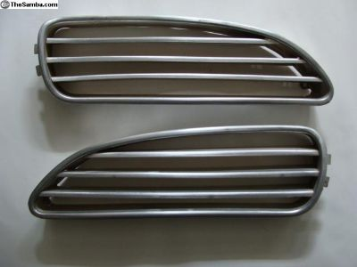 Ghia Front Air Grills - OG Pair
