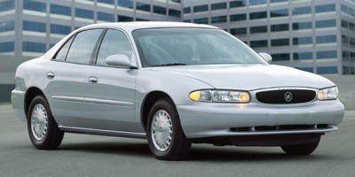 2005 Buick Century Custom (Sterling Silver Metallic)