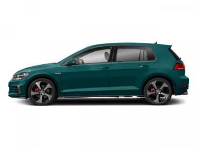 2018 Volkswagen Golf Gti SE (Great Falls Green Metallic)