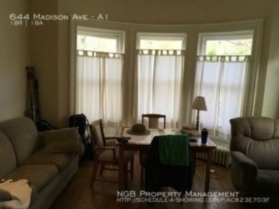 Apartment Rental - 644 Madison Ave