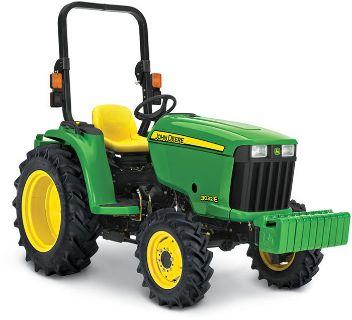 2018 John Deere 3032E Tractors Lawn & Garden New Braunfels, TX