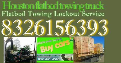 8324414569 Houston Flatbed Towing Lockout Car  832-615-6393 Tool BOX Motorcycle Flatbed tow Truck