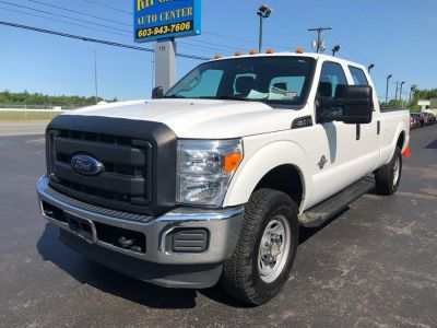 2014 Ford RSX King Ranch (Oxford White)