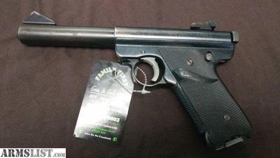 For Sale: Ruger Mark I