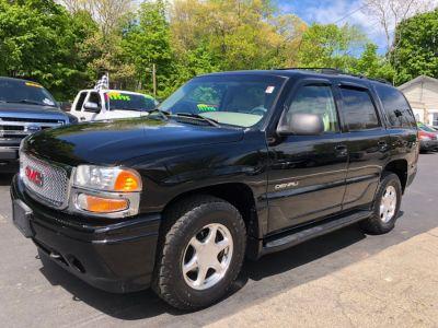 2002 GMC Yukon Denali (Onyx Black)