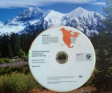 Buy 158 BMW West 2011 Navigation DVD 2006 2007 2008 325i 328i 330i 325xi 328xi 330xi motorcycle in Colorado Springs, Colorado, US, for US $93.99