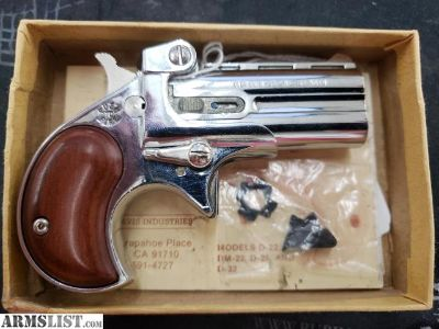 For Sale/Trade: Gunsmith Special Davis Industries D-32 32Auto