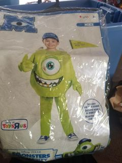 Mike Costume .
