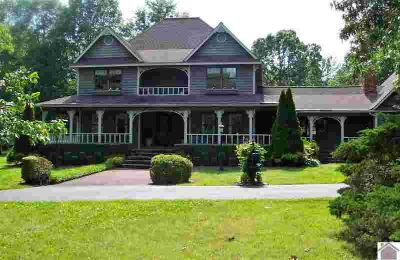 400 Stonegate Drive PADUCAH Five BR, One of a kind custom built