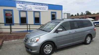 2006 Honda Odyssey EX-L (Grey)