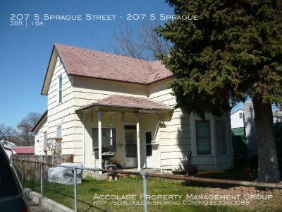 Apartment Rental - 207 S Sprague Street
