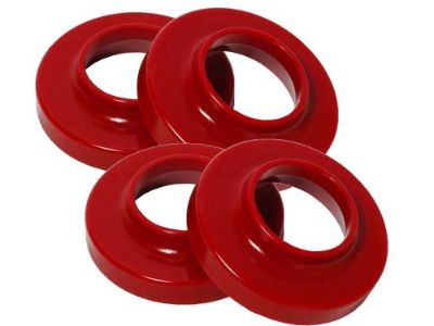Sell Jeep XJ TJ ZJ Complete Polyurethane Coil-Spring Isolator Kit - Red motorcycle in Sandy, Utah, United States, for US $39.97