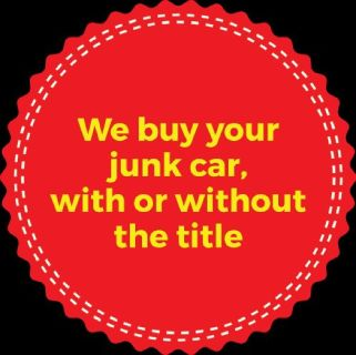 We buy junk cars (323)9753532