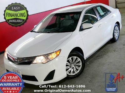 2014 Toyota Camry 2014.5 4dr Sdn I4 Auto L