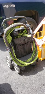 Jeep Tandem Stroller