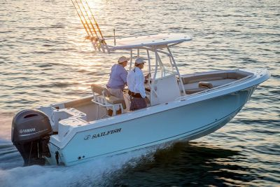 2019 Sailfish 220 CC Center Consoles Holiday, FL