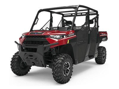 2019 Polaris RANGER CREW XP 1000 EPS Ride Command Utility SxS Clyman, WI