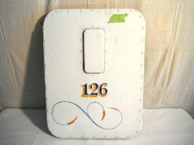 Purchase 2005 Kenworth Sleeper Door (Driver Side) motorcycle in Franksville, Wisconsin, US, for US $29.50