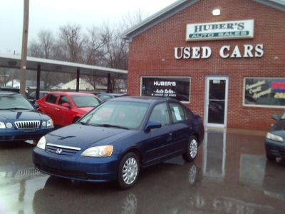 2003 Honda Civic EX (Blue)