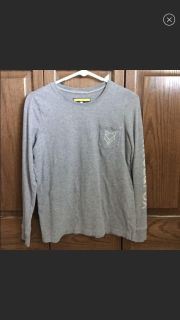 Prince and fox long sleeves tee size XS