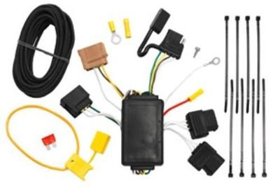 Find Trailer Hitch Wiring Harness For Ford Fusion 2006 2007 2008 2009 2010 2011 2012 motorcycle in Springfield, Ohio, United States, for US $45.00