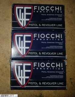 For Sale: 45 ACP AMMO