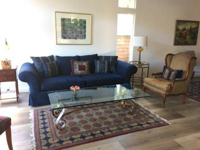 Sofa for sale (navy)