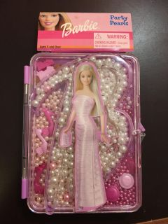 NEW Barbie Party Pearls