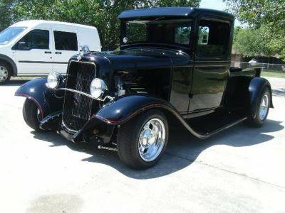 1934 Ford Custom Street Rod