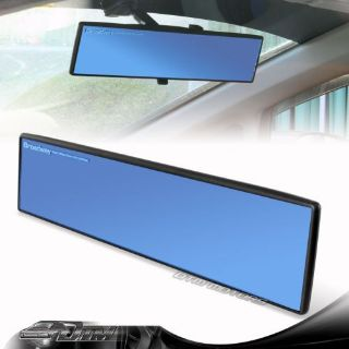 Find Universal Broadway 300mm Flat Blue Tinted Anti Glare Interior Rear View Mirror motorcycle in Rowland Heights, California, United States