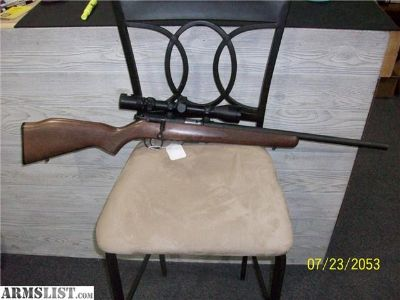 For Sale: Savage 93R17 Bull Barrel 17HMR 17 HMR Wood Stock