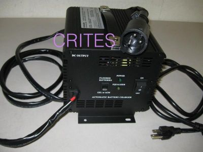 Buy 48 Volt Golf Cart Club Car Battery Charger Powerdrive! motorcycle in Russellville, Arkansas, US, for US $295.00