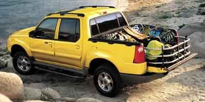2003 Ford Explorer Sport Trac Base (Seagrass)