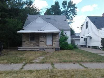 3 Bed 1 Bath Foreclosure Property in Detroit, MI 48205 - E State Fair St