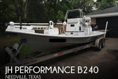 2004 JH Performance B240
