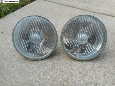 Hella H-4 Headlamps