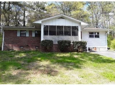 3 Bed 1 Bath Foreclosure Property in Rome, GA 30161 - Friar Tuck Rd NE