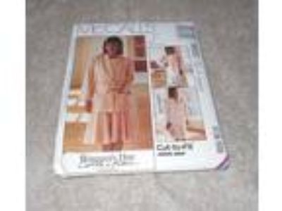 McCall's Sewing Pattern #3520 Misses Skirt & Jacket 16 18 20