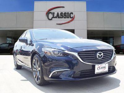 2016 Mazda Mazda6 i Grand Touring (Crystal Blue)