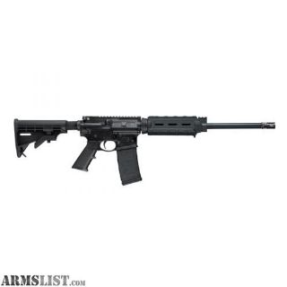 For Sale: SMITH & WESSON M&P-15 SPORT II with Vortex red dot BLACK 5.56NATO /.223REM 16-INCH
