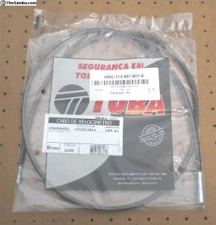 New Speedometer Cable - '71-'79 Super
