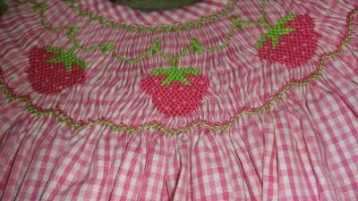 Size 4T embroidered dress with tags