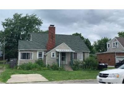4 Bed 1 Bath Preforeclosure Property in Springfield, OH 45506 - S Yellow Springs St