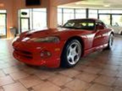 1998 Dodge Viper RT 10 Roadster Red, Super Low Miles, Incredible Shape