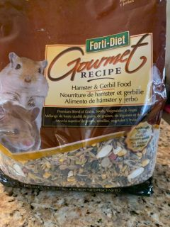 Hamster and Gerbil food