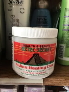 New Indian Healing Clay