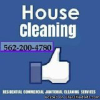 Cleaning services los Angeles and south bay area