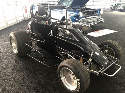 1965 Midget # 1 Race Car Speedster Custom Built Racer
