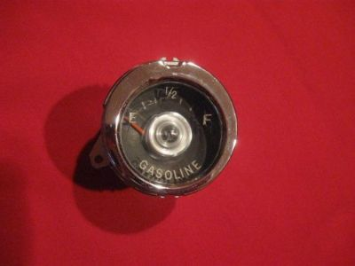 Purchase 1959,1960 Chevy Impala Gas Gauge, Serviced & Reconditioned motorcycle in Adamstown, Maryland, United States