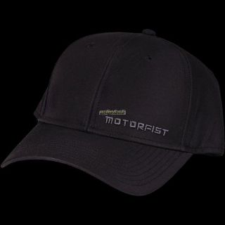Find MotorFist Corporate Hat-Black motorcycle in Sauk Centre, Minnesota, United States, for US $29.99